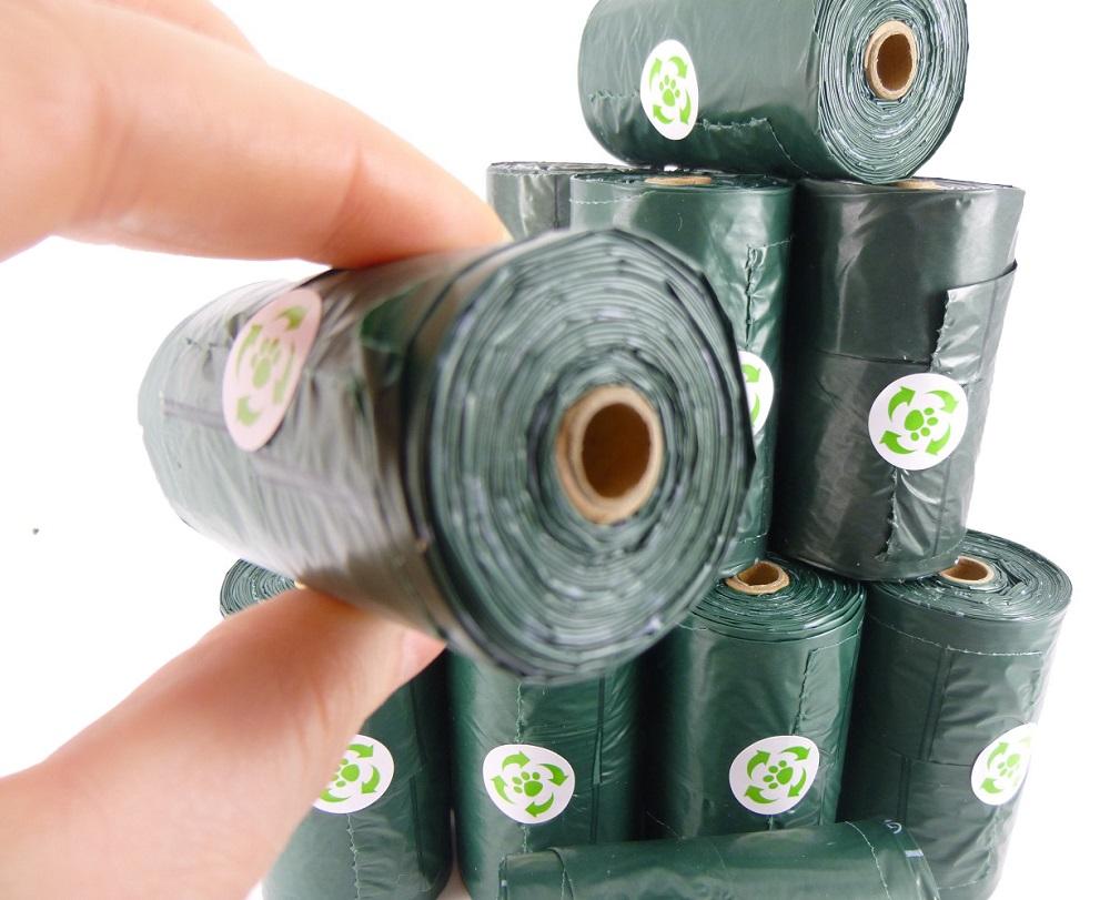 Ecohound Tie Handle Poo Bag Rolls