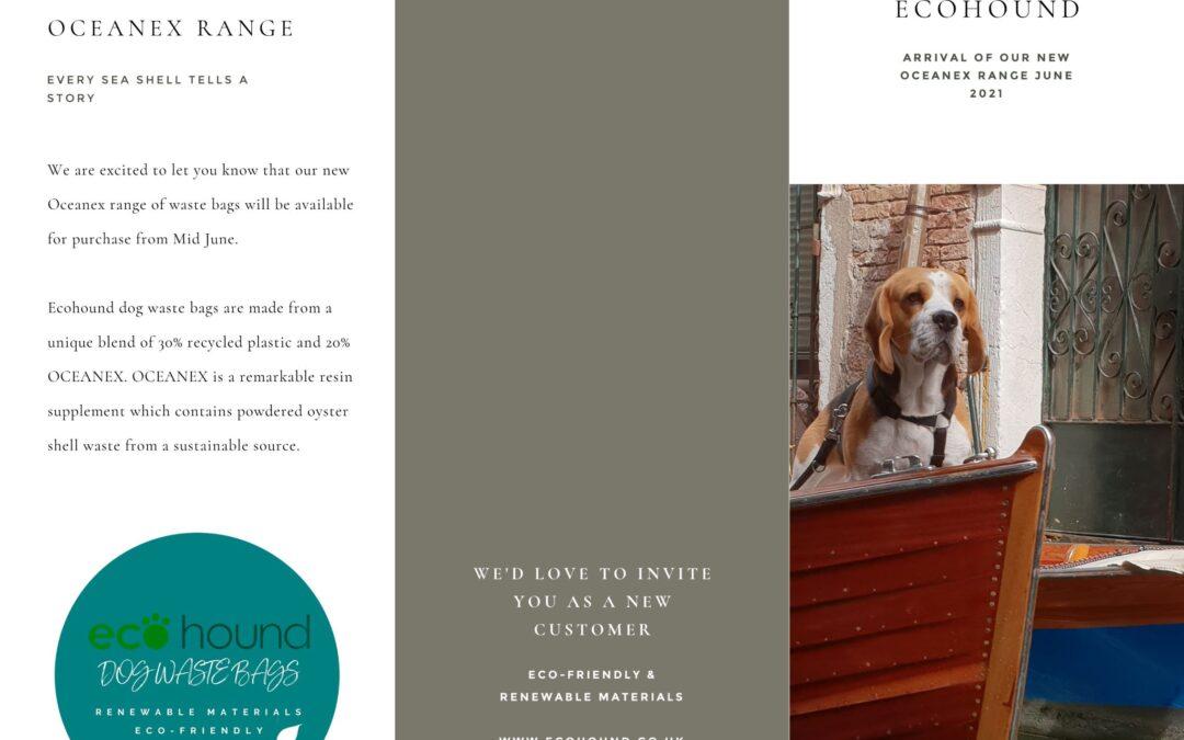 Ecohound Oceanex Arriving Mid June